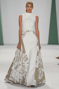 Carolina Herrera Spring 2015 Ready-to-Wear - Collection - Gallery Style.com