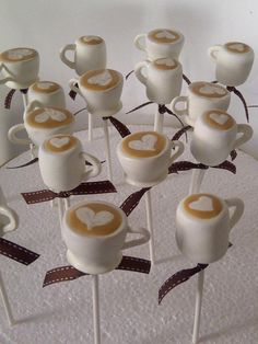 Cappuccino Cake Pops / Foodimentary Pick