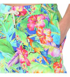 RALPH LAUREN Rainforest swim shorts (Bright multi