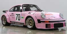 For Sale: Ex Targa Florio & Le Mans GT class-winning 1976 Porsche 934