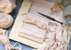 weaving flower 織物インテリア Diy Beauté, Creations, Blanket, Inspiration, Biblical Inspiration, Rug, Blankets, Inhalation