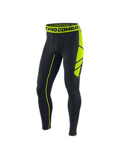 The Nike Pro Combat Hypercool Compression 1.2 Men's Tights.