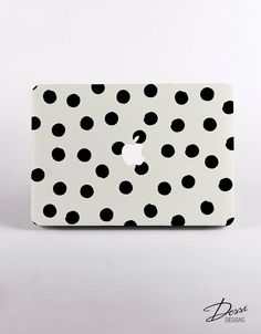 Hard Plastic Painted Dots  Pattern MacBook Case Design for MacBook Pro Retina Display and MacBook Air Case by DessiDesigns on Etsy https://www.etsy.com/listing/222018571/hard-plastic-painted-dots-pattern