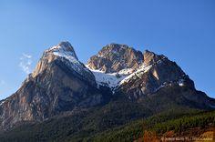 El Pedraforca, 2.506 mts. des de Saldes, Berguedà, Catalunya