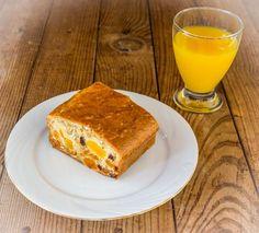 Cake énergie du sportif au lait de soja, 357.5KCal par portion, recette saine, recette sportive, bien être, forme et endurance, 3b nutrition sportive