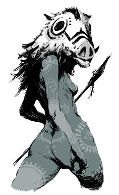 monochrome oono_tsutomu polearm spear ★ || CHARACTER DESIGN REFERENCES (https://www.facebook.com/CharacterDesignReferences & https://www.pinterest.com/characterdesigh) • Love Character Design? Join the Character Design Challenge (link→ https://www.facebook.com/groups/CharacterDesignChallenge) Share your unique vision of a theme, promote your art in a community of over 25.000 artists! || ★