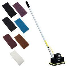 蔵王産業 ナノエッジ - ハードフロア洗浄用超小型振動ポリッシャー●軽量コンパクトながら4,100rpmの超高速回転で、短時間に驚きの洗浄効果を発揮します。●小型なので、従来の床洗浄機やポリッシャーで…