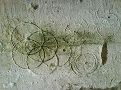 Apotropaic marks, Tithe Barn, Bradford on Avon, England Grey Literature, Witch History, Bradford On Avon, Wheel Of Life, Museum Displays, Anglo Saxon, Some Pictures, Occult, Graffiti