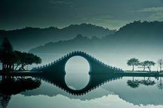 The Jade Belt Bridge, Summer Palace in Beijing, China