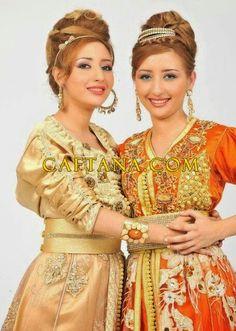 Maroc caftan