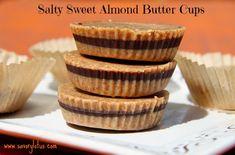 almond butter cups recipe