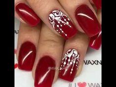 Видео урок дизайна ногтей / Video tutorial of the nail design