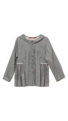 Camisas : Shirt Violet Rain Stripes