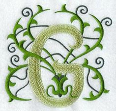 Machine Embroidery Designs at Embroidery Library! Cool Lettering, Types Of Lettering, Decoupage, Alphabet, Cute Letters, Machine Embroidery Patterns, Printable Paper, Color Theory, Vines