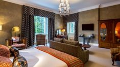 Storrs Hall, Cumbria hotel review | The Sunday Times Cumberland Sausage, The Sunday Times, Cumbria, Hotel Reviews, Best Hotels, Bed, Furniture, Home Decor, Decoration Home