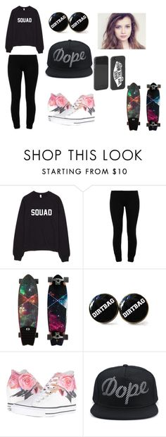 """""""nights are for adventures"""" by zoey12212 ❤ liked on Polyvore featuring LnA, Converse and Vans"""