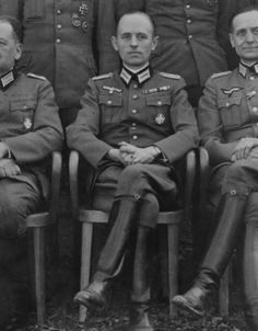 In 1942, Reinhard Gehlen, head of the intelligence organization Foreign Armies East, which worked closely with the Abwehr, was approached by Colonel Henning von Tresckow, Colonel Claus von Stauffenberg and General Adolf Heusinger to participate in an assassination attempt on Adolf Hitler. When the plot culminated in the failed bomb attempt of 20 July 1944, Gehlen's role was covered up and he escaped Hitler's retaliation against the conspirators.