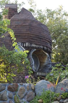 strange house by TarynMarie, via Flickr