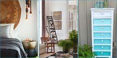 Nos encanta esta entrada sobre cómo podemos decorar nuestro cuarto con 11 DIY. Desde la alfombra hasta las mesillas de noche.