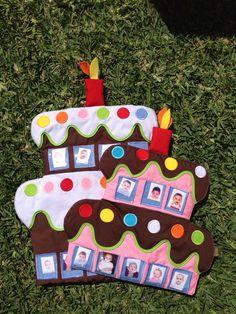 Murales tarta.  www.decoraeducando.com .Rosa Reina.