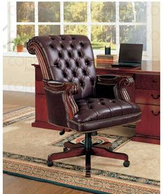 Classic Office chair Co 142 | Office Chairs $400
