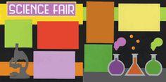 Science Fair Page Kit