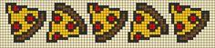 Alpha Friendship Bracelet Pattern #15524 - BraceletBook.com