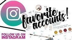 the best IG accounts this month!