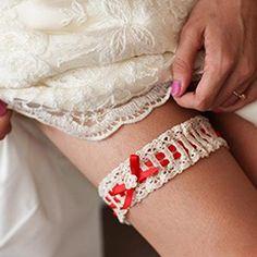 3d96e31ab762 Stephanies lace wedding garter crochet pattern