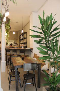 Blue Project Foundation Café