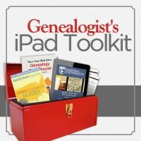 From ShopFamilyTree.com: Learn the most effective ways to use your iPad for genealogy