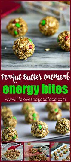 Peanut Butter Oatmea