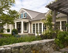 Martha's Vineyard home by Gerrit Goss Landscape Architecture