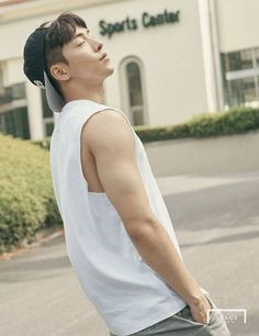 Nam Joo Hyuk YG Stage photos