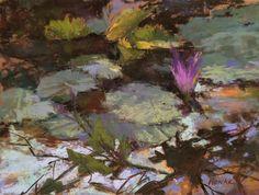 Nancy Norwak pastel