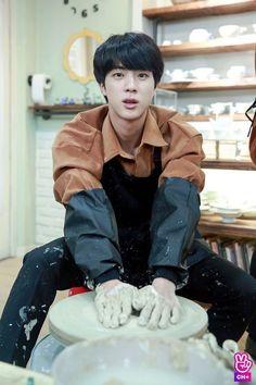 SEOKJIN ~ RUN #seokjin #bts #Jin