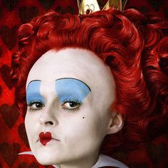 Queen of Hearts Makeup Ideas and Tutorials