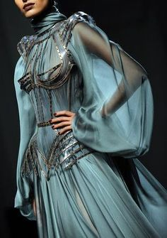 Gaultier. Gorgeous.