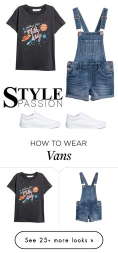"""Untitled #239"" by saramokhalil on Polyvore featuring Vans"