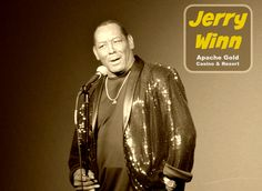 Comedian Jerry Winn at Apache Gold on February 20, 2016