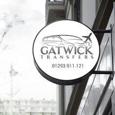 Gatwick Airport, Business Help, Display, Floor Space, Billboard