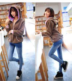 Kawaii Clothing | Sudadera Perro / Dog Hoodie 2WH030 | Online Store Powered by Storenvy