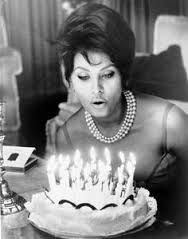 SOFIA LOREN BIRTHDAY