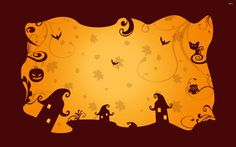 Spooky Halloween Wallpaper  WallDevil
