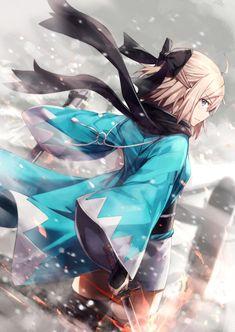 Anime picture fate (series) okita souji (fate) (all) okita souji (fate) gabiran single tall image 508520 en Chibi, Art Manga, Anime Art, Kawaii Anime, Character Art, Character Design, Image Manga, Anime Kunst, Another Anime