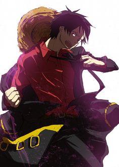 neko Luffy | 372223 - Monkey.D Luffy (one piece) - neko-manga-neko - Photos - Club ...