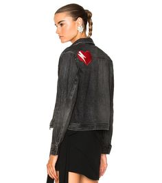 Found: The Best Embroidered Jackets for Fall via @WhoWhatWear