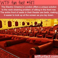 WTF Fun Facts is updated daily with interesting & funny random facts. We post about health, celebs/people, places, animals, history information and much more. New facts all day - every day! Oh The Places You'll Go, Cool Places To Visit, Places To Travel, Cinemas In London, Wtf Fun Facts, Crazy Facts, Random Facts, I Want To Travel, The More You Know