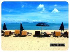 El paraíso está en Tailandia Wordpress, Adventure, World, Travel, Thailand, Windows, Beach, Viajes, Destinations