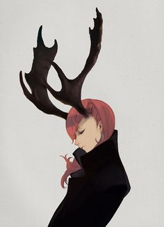 Antlers are cool <3